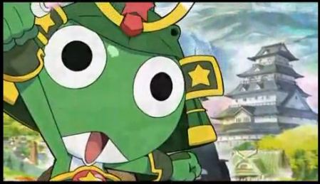 keroro project K